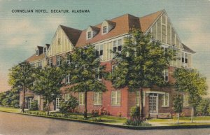 DECATUR , Alabama , 1930-1940's ; Cornelian Hotel