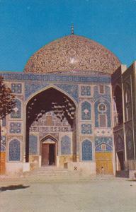 Sheikh-Lotfollah Mosque, ESFAHAN, Iran, 40-60´s