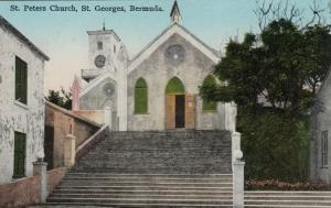 ST. GEORGES , Bermuda , 00-10s ; St. Peter's Church