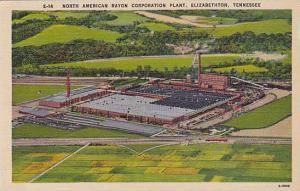 North American Rayon Corporation Plant, Elizabethton, Tennessee, 30-40s