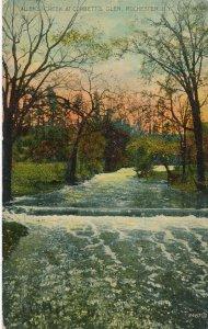 Corbett's Glen on Allens Creek, Rochester, New York - pm 1911 - DB