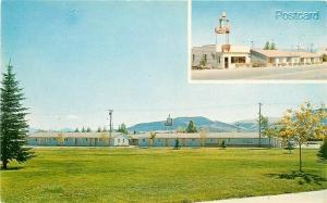 MT, Billings, Montana, Bell Motels, Multi View, Dexter Press No.8478B