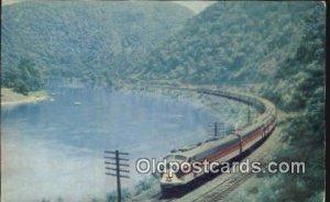 The Phoebe Snow, Streamliner, Buffalo, New York, NY USA Trains, Railroads Unu...