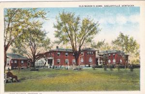 SHELBYVILLE , Kentucky , 00-10s ; Old Mason's Home