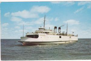 City of Munising, Michigan State Auto Ferry, 40-60's