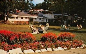 Winona Lake Indiana 1956 Postcard Bill Sunday Tabernacle