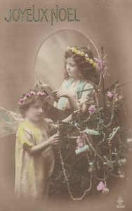 RP: Angels & Christmas Tree , 00-10s