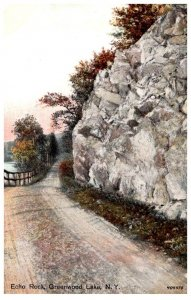 New York   Greenwood Lake , Echo Rock