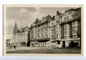 138433 Czech Republic OSTRAVA Square SIGNBOARDS namesti Lidovy