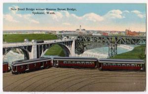 New Steel Bridge, Spokane Wash