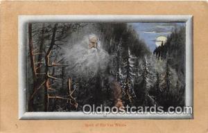 Postcard Post Card Spirit of Rip Van Winkle