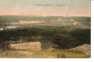 Postal 028827 : Bitche Camp (Mosselle)