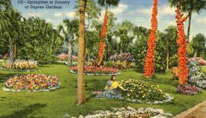 FL - Dupree Gardens, U. S. 41, 17 Miles North of Tampa