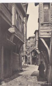 Turkey Constantinople Une rue a Stamboul