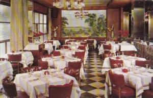 The Grenadier Room Detroit Michigan