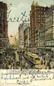 State Street Chicago IL 1907