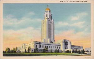 Nebraska Lincoln New State Capitol