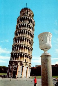 Italy Pisa The Leaning Tower