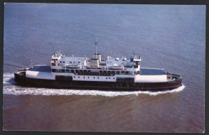 PEI M.V. LORD SELKIRK Car Ferry Service between Prince Edward Island Caribou NS