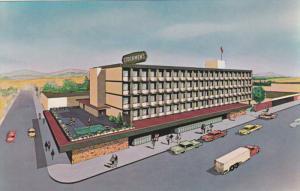 Stockman's Motor Hotel , KAMLOOPS , B.C. , Canada , 50-60s