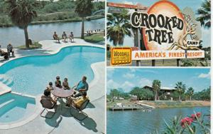 BROWNSVILLE , Texas , PU-1982 ; Crooked Tree Campground, Swimming Pool
