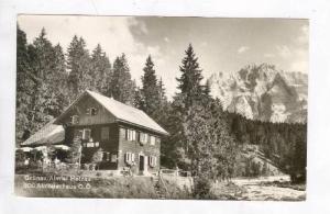 RP  Grunau/Almat Hetzau Almtalerhaus O.O, Austria, PU-1967