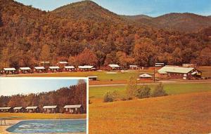 Townsend Tennessee Tuckaleechee Village Vintage Postcard K49558