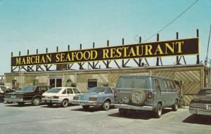 PORT ISABEL , Texas , 50-60s; Marchan's Seafood Restaurant