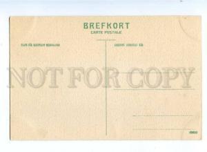 172978 SWEDEN BRATTEN ship Vintage postcard