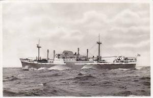 RP, Cargo Ship, M. S. Kota Inten, N. V. Rotterdamsche Lloyd, 1920-1940s