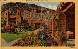 Arizona Jokake Inn Near Phoenix Curteich