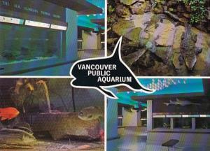 Canada British Columbia Vancouver Public Aquarium Multi View