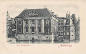 Prins Mauritshuis, s'Gravenhage (South Holland), Netherlands, 1900-1910s