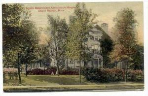 Union Benevolent Association Hospital, Grand Rapids, Michigan, PU-1913
