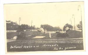 RP:National Museum Grounds , Rio De Janerio , Brazil , 1910s