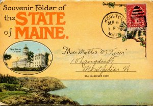 Folder - ME. State of Maine      18 views