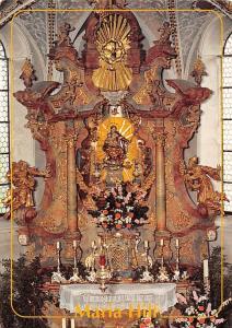 Eisenberg Speiden Wallfahrtskirche Maria Hilf Hochaltar von Peter Heel