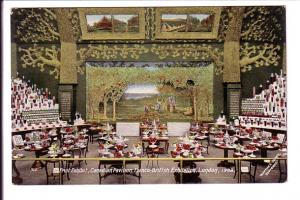 Fruit Exhibit, Canadian Pavilion Franco-British Exhibition Interior, London, ...