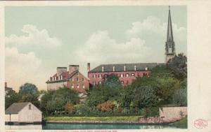 ANNAPOLIS , Maryland , 1901-07 ; Carrol Mansion & St Marys