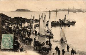 CPA DINARD - La Cale a Marée Basse (356996)