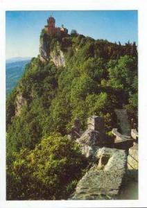 San Marino  La seconda torre, 60-70s