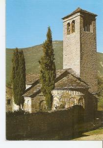 Postal 039389 : Larrede (Huesta). Iglesia Mozarabe de San Pedro Siglo XI