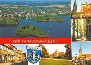 Gruesse aus der Rosenstadt Eutin, Kirche Schloss, Castle Church Forest Road