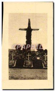 Modern Postcard Verdun Cimetiere Du Faubourg Pave Army