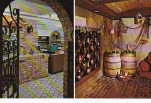 Michigan Frankenmuth Bavarian Inn Entrance To Fein Schmecker Haus and Wine Ke...