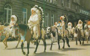 Stony Indians  , Canada , 40-60s