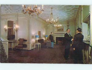 Unused Pre-1980 SALISBURY HOTEL Manhattan New York NY Q5317