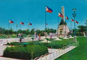 Philippines Manila The Luneta Park 1975