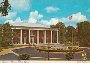Georgia Atlanta The Governor's Mansion
