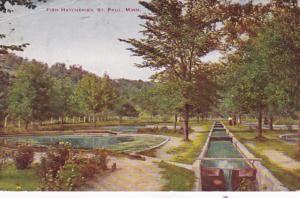 Minnesota St Paul Fish Hatcheries 1913